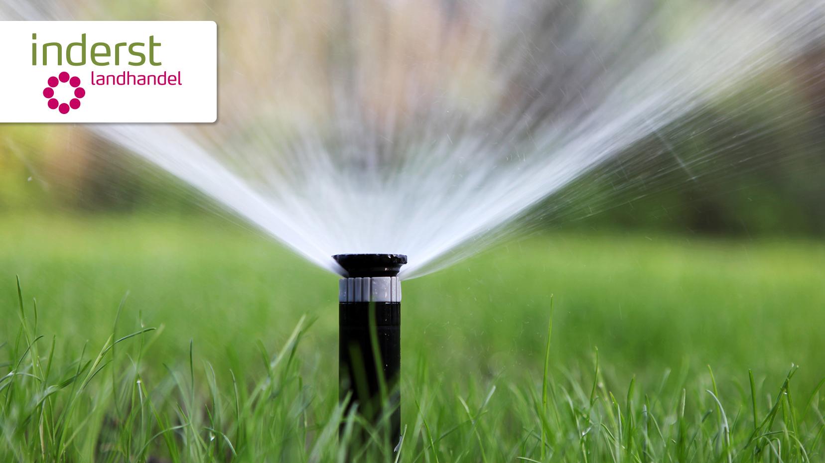 wasser sparen im garten tipps sommer, bei sommerhitze den garten bewässern - tipps & tricks - inderst, Design ideen