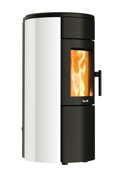 STUFA PELLET NATURAL 7,2 KW NERA - OFFERTA - Inderst