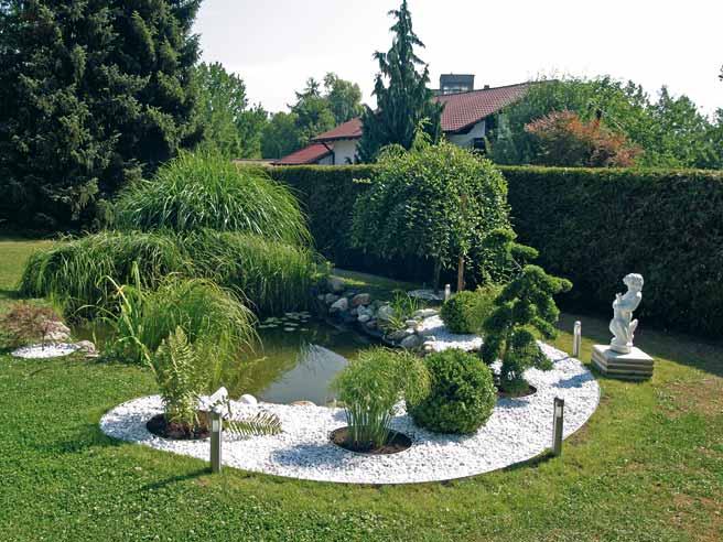 bordura giardino zn quartocerchio 150x15 inderst