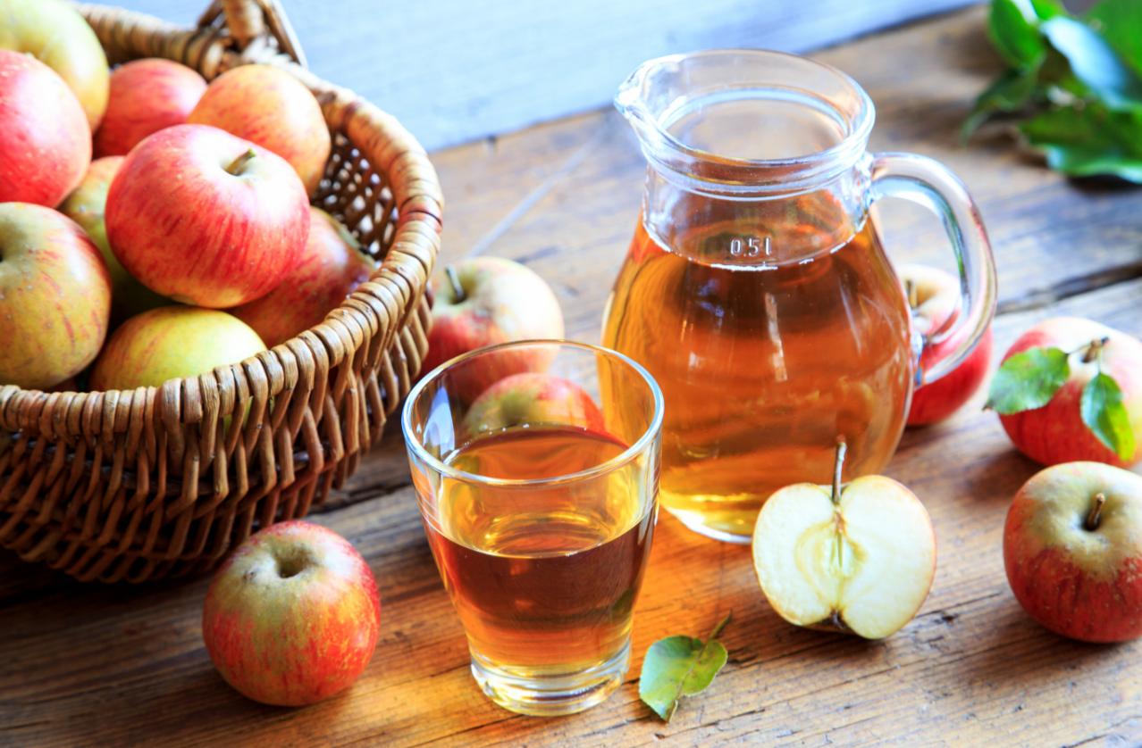Apfelsaft - wie wird er hergestellt und wie macht man ihn